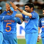 Kuldeep Yadav, Jasprit Bumrah and Umesh Yadav rested for 3rd T20I