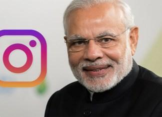 Narendra Modi On Instagram