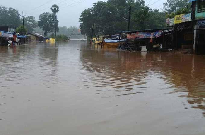Gadchiroli Flood