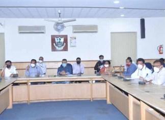 Mayor Corona Addhava Meeting