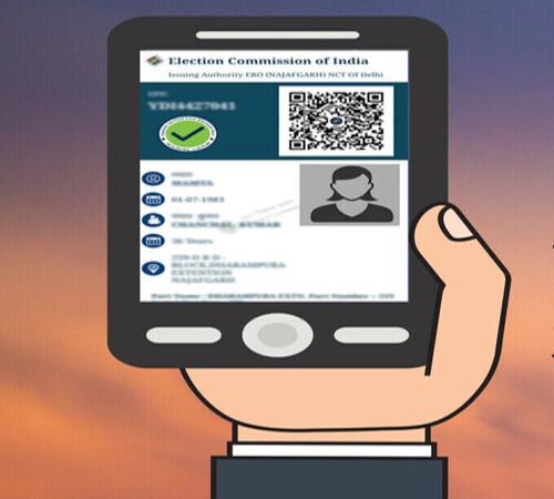 आता वोटर कार्डसुद्धा मोबाइलमध्ये डाउनलोड करू शकता...