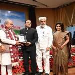 महाराष्ट्राला प्रधानमंत्री किसान सन्मान निधीचे तीन पुरस्कार प्रदान