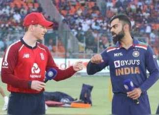 भारत आणि इंग्लंड टी-२० मालिकेवर रद्द होण्याचे संकट, बीसीसीआयचा मोठा निर्णय..