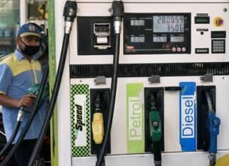 petrol, diesel rising