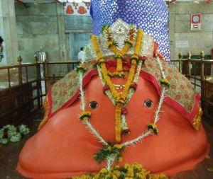 Ganesh Tekdi Mandir