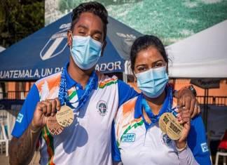 Archery World Cup: Atanu Das and Deepika Kumari win individual recurve gold medals