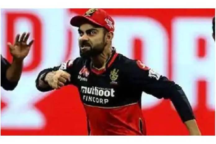 IPL: Angry Virat Kohli