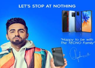 TECNO ropes in Bollywood Superstar