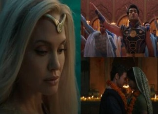 Teaser of Eternals is finally out; Angelina Jolie in new MCU chapter