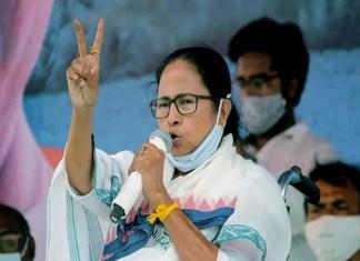 West Bengal Election 2021: ममता बॅनर्जी ५ मे रोजी तिसऱ्यांदा घेणार मुख्यमंत्रीपदाची शपथ