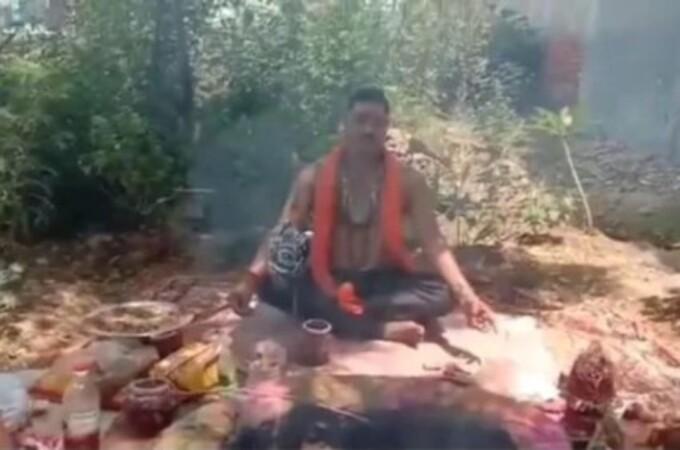 After 'Go Corona Go slogan', 'Om Corona Bhag Swaha' video goes viral