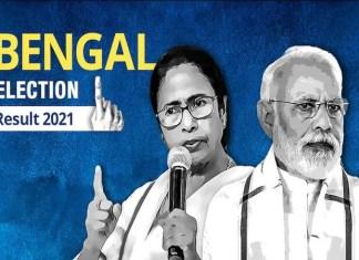 West Bengal Election Results 2021: बंगालमध्ये भाजपचा अपेक्षा भंग; 'मिशन महाराष्ट्र' बारगळणार?