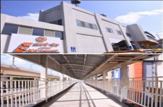 Ajni Metro Station bags highest ever IGBC Platinum Rating, 14th station of Nagpur Metro to bag this Prestigious ranking