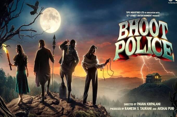 Saif Ali Khan-starrer 'Bhoot Police' to release on OTT platform
