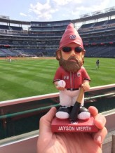 The Jayson Werth Garden Gnome