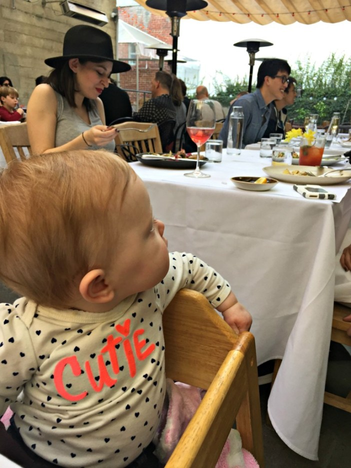 A foodie day in San Francisco, brunching at Foreign Cinema before hitting the Ferry Buliding Marketplace // Family Travel   San Francisco with Kids   Where to Eat