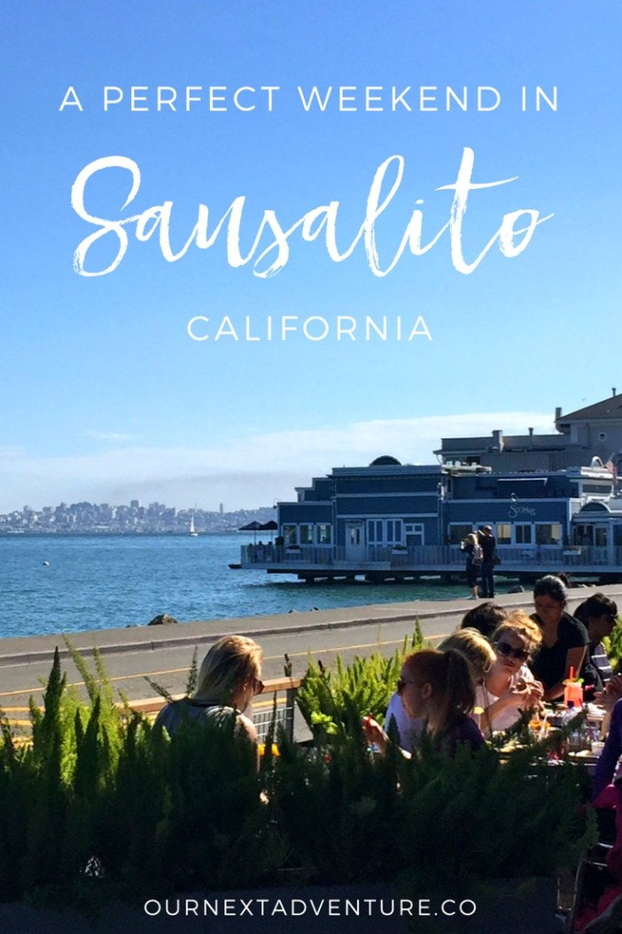 Where to eat and what to do on a weekend getaway to Sausalito, California. #sausalito #sanfrancisco #california #bayarea #familytravel #travelwithkids // Family Travel | Travel with Kids | Vacation Ideas | SF Bay Area | San Francisco Day Trip | Weekend in Sausalito | Best Cities in California | Family Trip to San Francisco | Top Places in Northern California | Best Cities in California Families | Best Things to Do in Sausalito | Where to Eat in Sausalito | Family-Friendly Itinerary