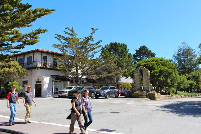 A Beach Day in {Carmel-by-the-Sea}: How to spend a relaxing day in California's European village with kids | ournextadventure.co