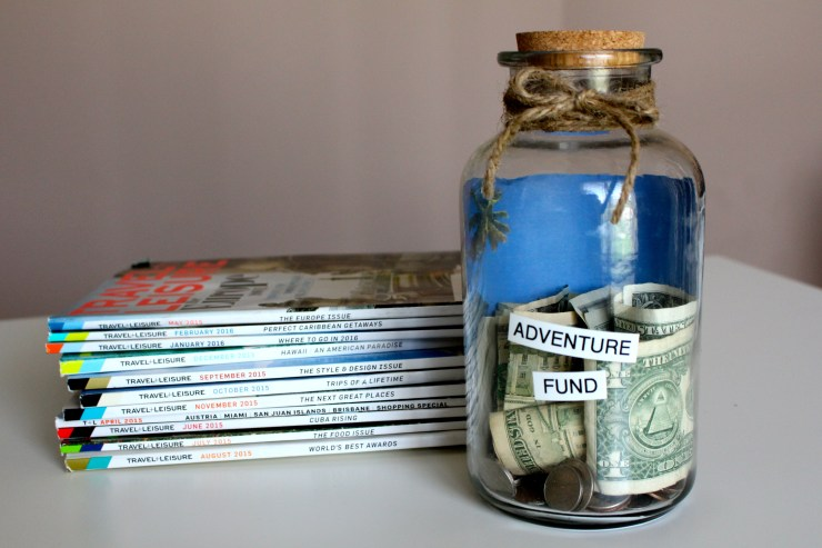 Starting a {Next Adventure} Travel Fund | ournextadventure.co