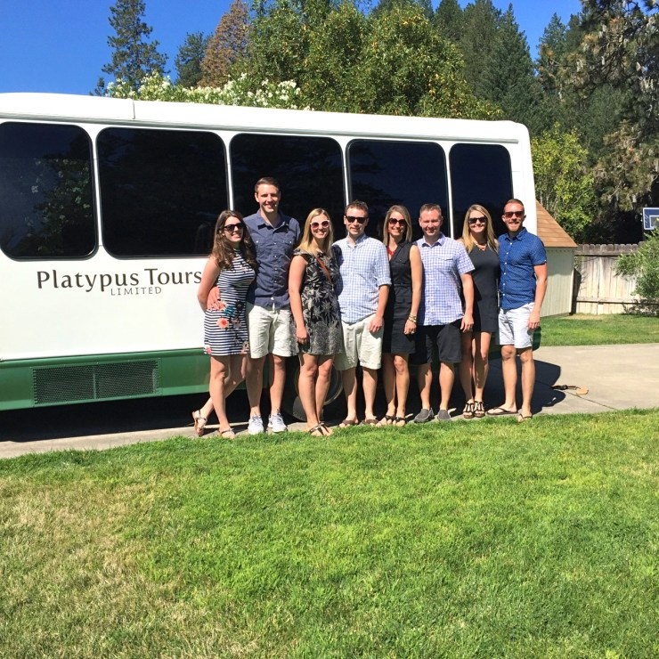 A private wine tour experience with Platypus Wine Tours in Napa Valley, California. #napa #california // Family Travel | Travel with Kids | Wine Country | US Travel | USA | United States | California Wine Country | Napa and Sonoma | Best Wineries | Vineyard Tours | Private Tasting | Wine Lovers