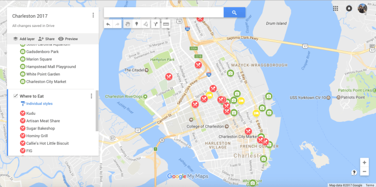 how to use google maps to plan your trip our next adventure