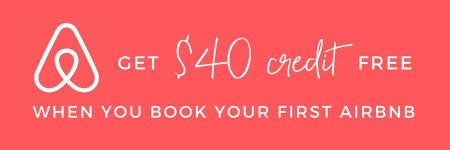 $40 Free Airbnb Credit from Our Next Adventure