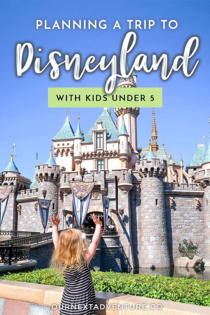 Planning a trip to Disneyland with kids under 5 (babies, toddlers or preschoolers)? Read how to plan one perfect day at Disneyland California (+free printable rides map + planner!) #disneyland #california #disney #usa #familytravel // Family Travel Destinations | Travel with Kids | Family Vacation Ideas | California Bucket List | Best Time to Visit Disneyland | Best Rides for Toddlers | Disneyland with Baby | Disneyland Tips | What to Eat | Disneyland Itinerary | Where to Stay | What to Pack