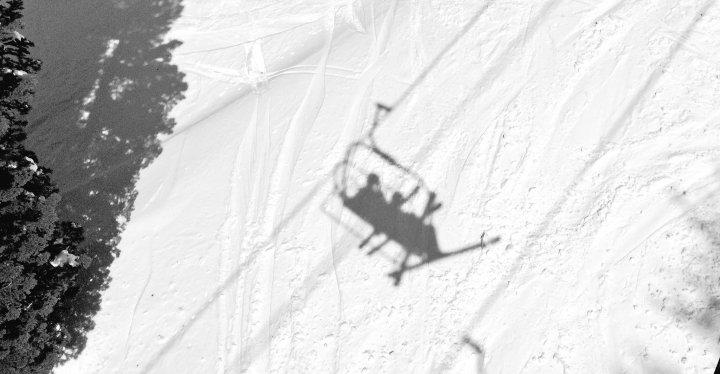 ski lift pic