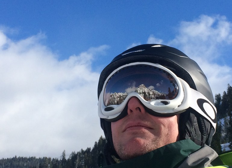 Mark of Our Next Life at Squaw Valley USA