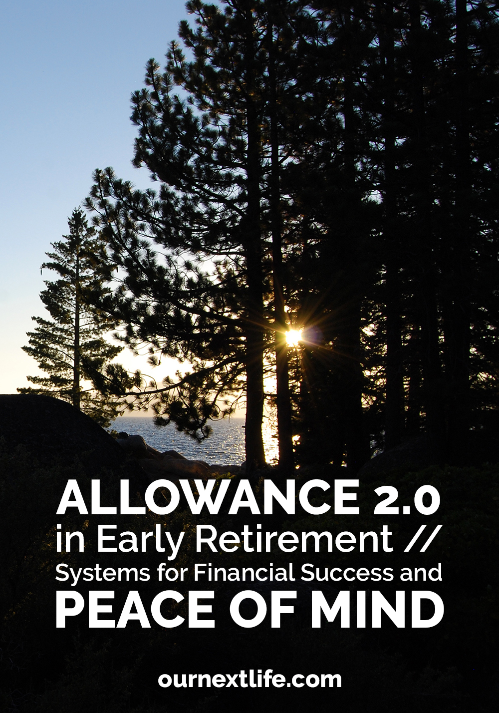 Bringing back the allowance in early retirement // Systems for financial success and peace of mind // using a personal allowance to take the pressure off our nest egg savings as well as our marriage and relationship!