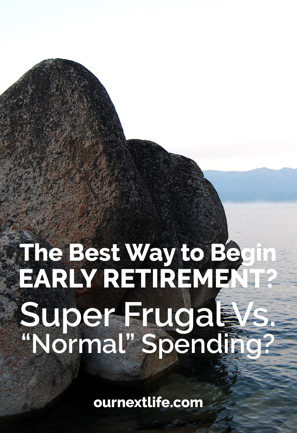 What's the best way to begin early retirement? By spending what you'd budgeted for, or by taking a super frugal approach to spending in the first year? We discuss pros and cons of each approach.