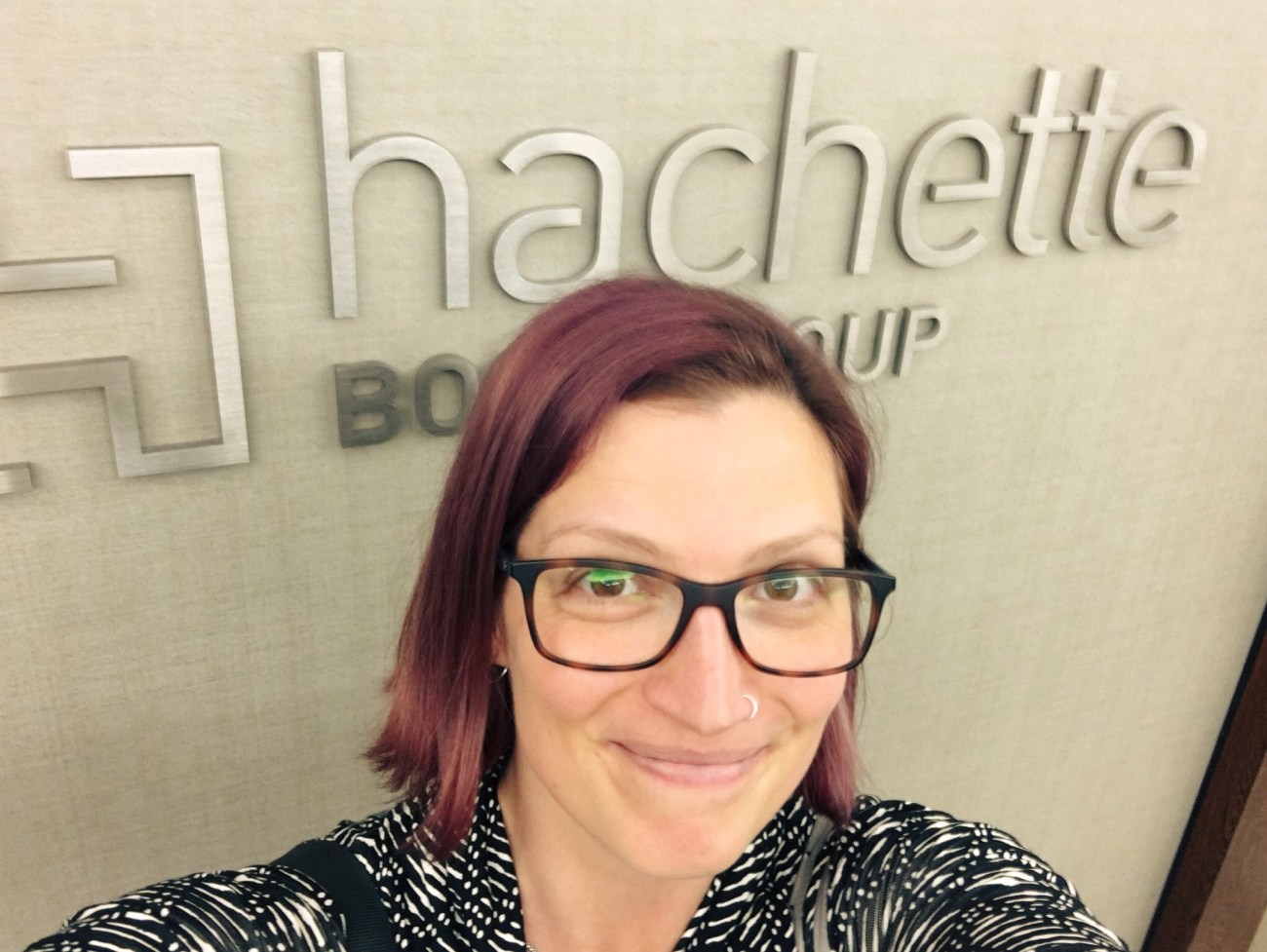 Tanja Hester at Hachette Book Group