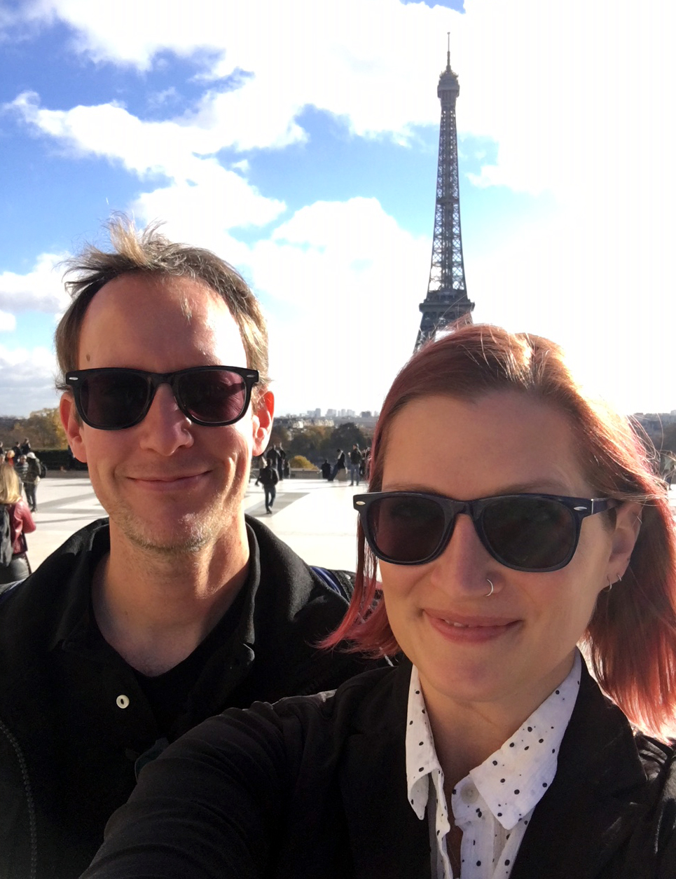 Eiffel Tower // The Downsides of Off-Peak Travel // Our Next Life // early retirement, financial independence, FIRE movement, retire early, work optional