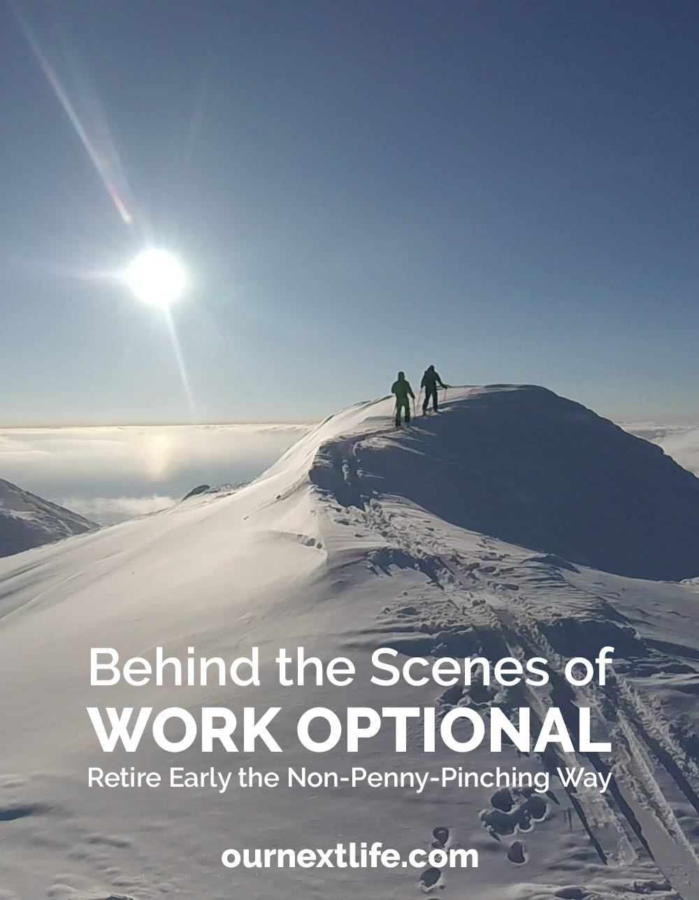 Work Optional: Retire Early the Non-Penny-Pinching Way by Tanja Hester // Our Next Life, adventure, service, creativity, financial independence, FIRE, financial freedom