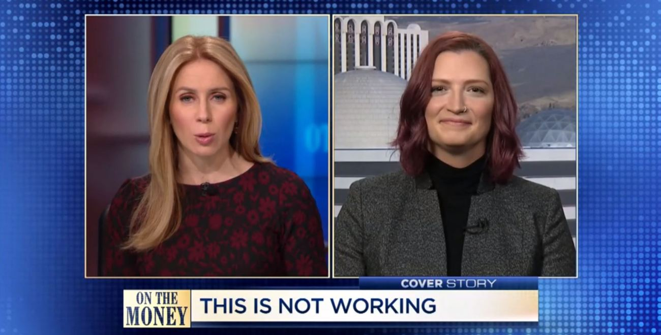 Tanja Hester, author of Work Optional, on CNBC On The Money