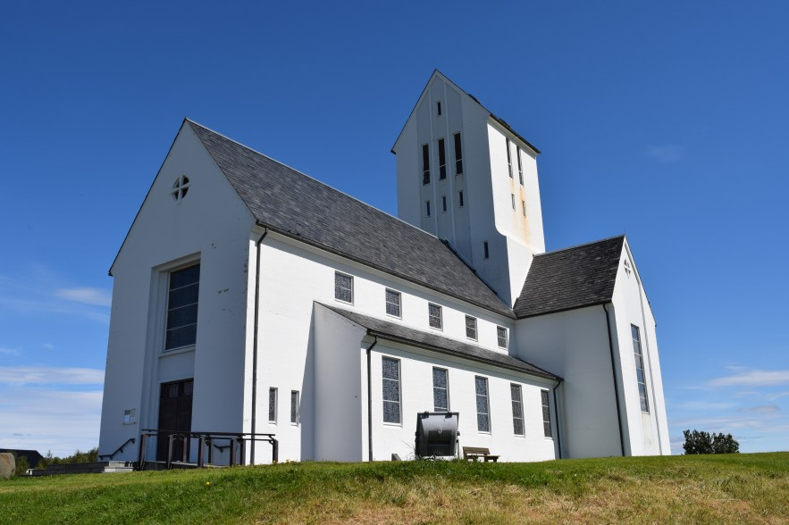 Cathedral built in the late 1950s