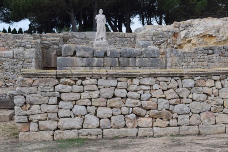 Greek ruins at Empuries