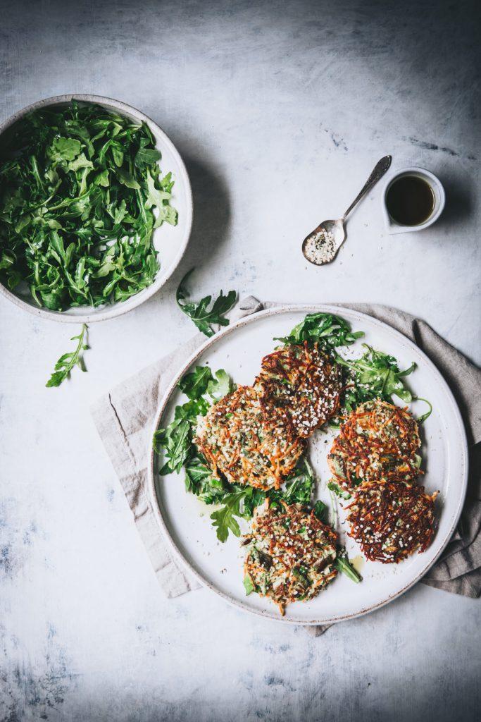 food photography, fritters, gluten free, dairy free, dairy free recipes, breakfast recipes, healthy breakfast ideas, grain free, nut free, vegetarian breakfast recipe, gut health