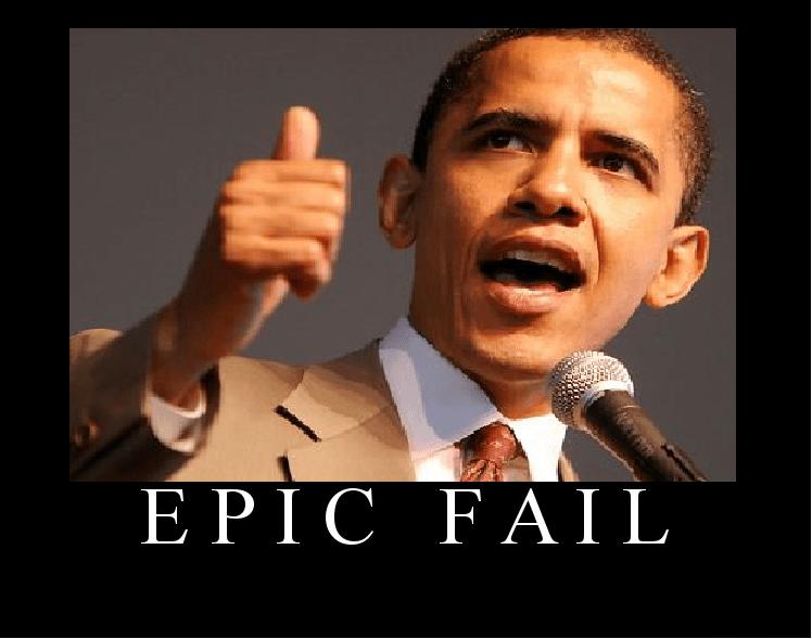 Obama's Stimulus Package - Epic Fail