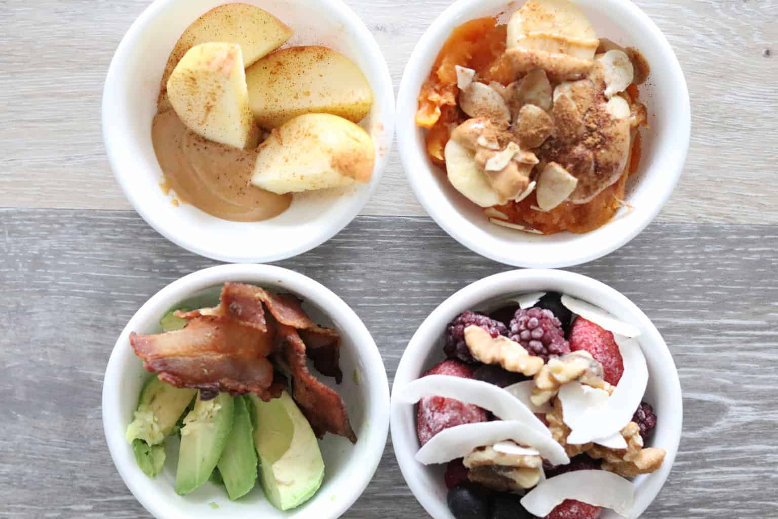 Whole 30 Healthy Snack Ideas Kid Friendly