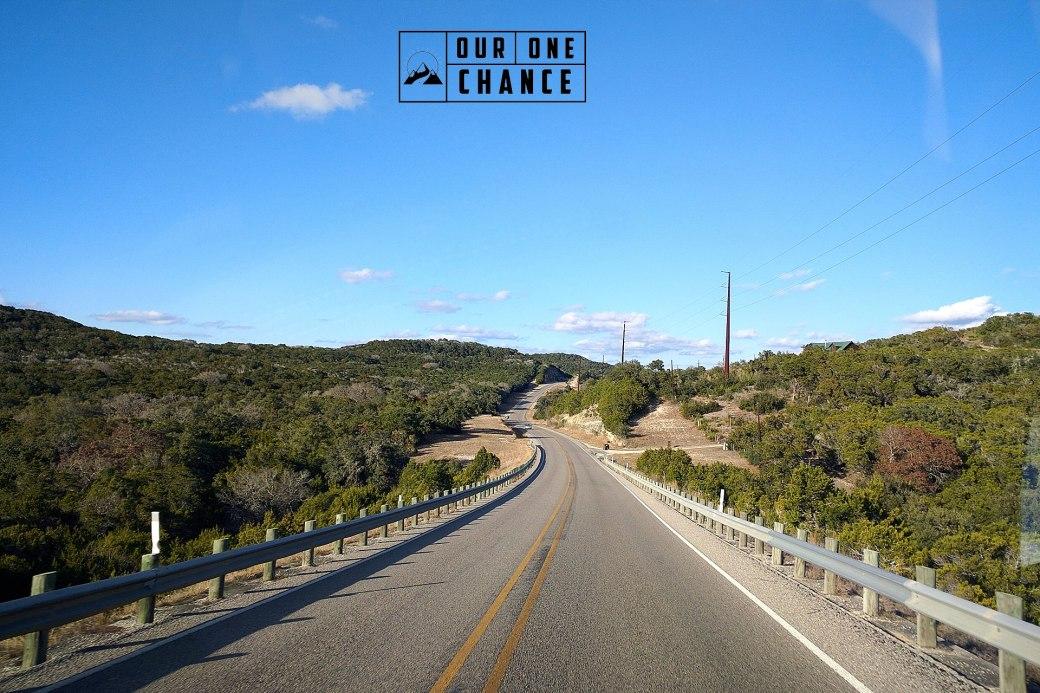 Bandera Texas Medina Lake RV Travel 0042