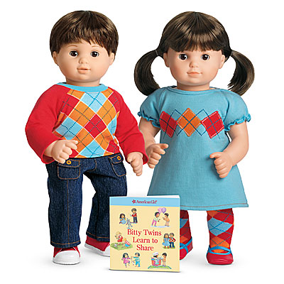Holiday Gift Guide: Toys For Kids – American Girl Bitty Twins