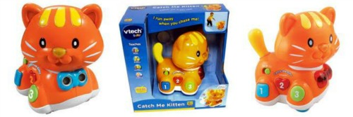 vtech catch-me-kitty baby toy