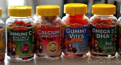 Keep Kids Healthy This Simmer: Lil Critters Gummy Vitamins – #SummerFunGiveaway