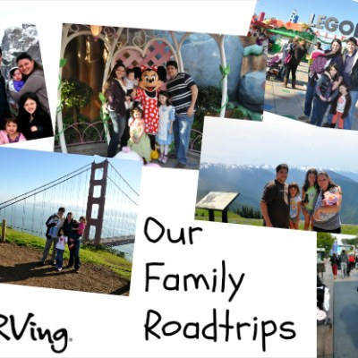 Making Family Road Trip Memories – Go RVing! #GoRVing