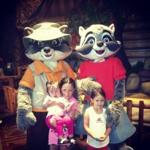 Greetings From Great Wolf Lodge