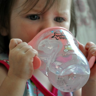 Limited Edition Royal Baby Bottles and Sippy's from Tommee Tippee
