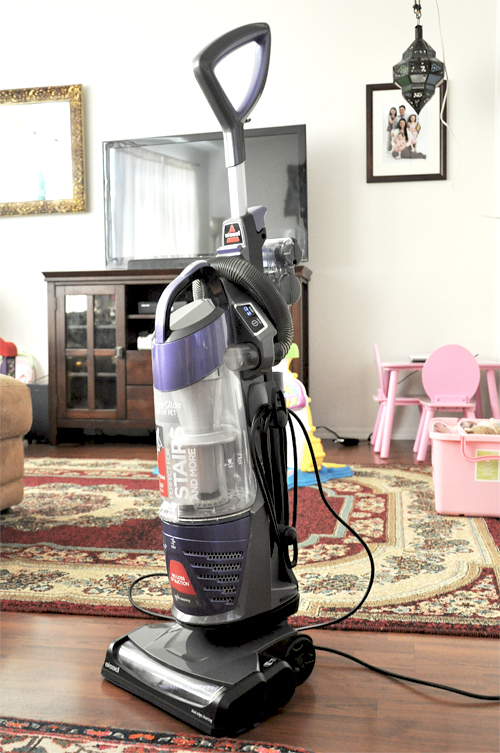 BISSELL PowerGlide Pet Bagless Upright Vacuum with Lift-Off Technology (2)