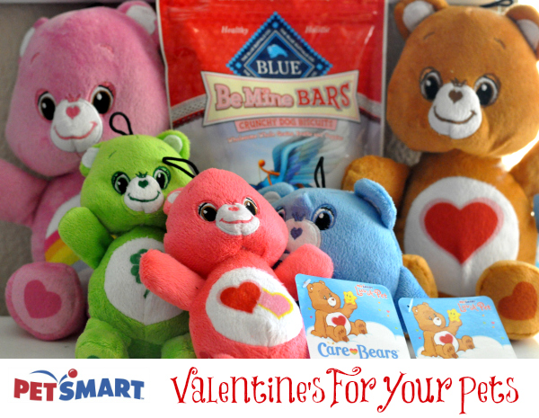 petsmart dog toys care bears