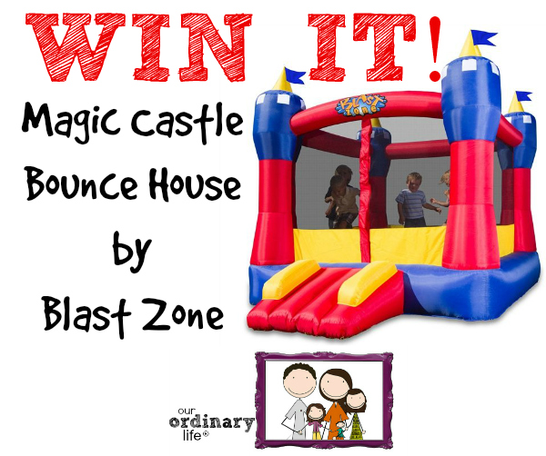 Super Blast Zone Magic Castle Inflatable Bounce House Giveaway Download Free Architecture Designs Scobabritishbridgeorg